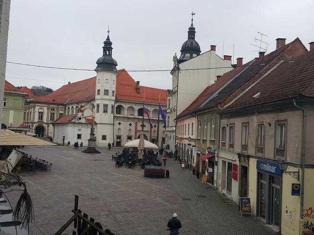 Pa spet v Mariboru!